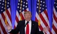 ترامب يتهم وسائل إعلام بتزوير استطلاعات الرأي