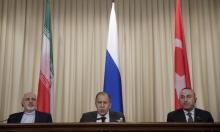 إيران تعترض على مشاركة أميركا بمحادثات أستانة