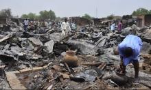 نيجيريا: ارتفاع حصيلة قتلى غارة إلى 70