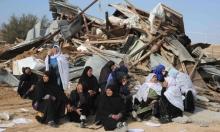 نتنياهو: ما حدث في أم الحيران يقوي عزيمة إسرائيل