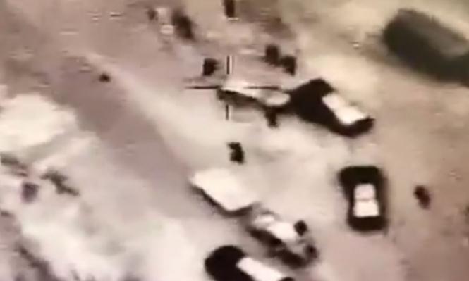 شريط يوثق إطلاق النار على الشهيد يفند رواية الشرطة