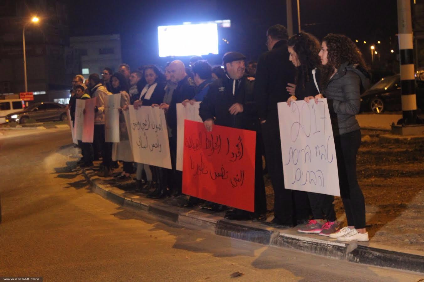 من الناصرة إلى أم الحيران: شعب واحد... ألم واحد