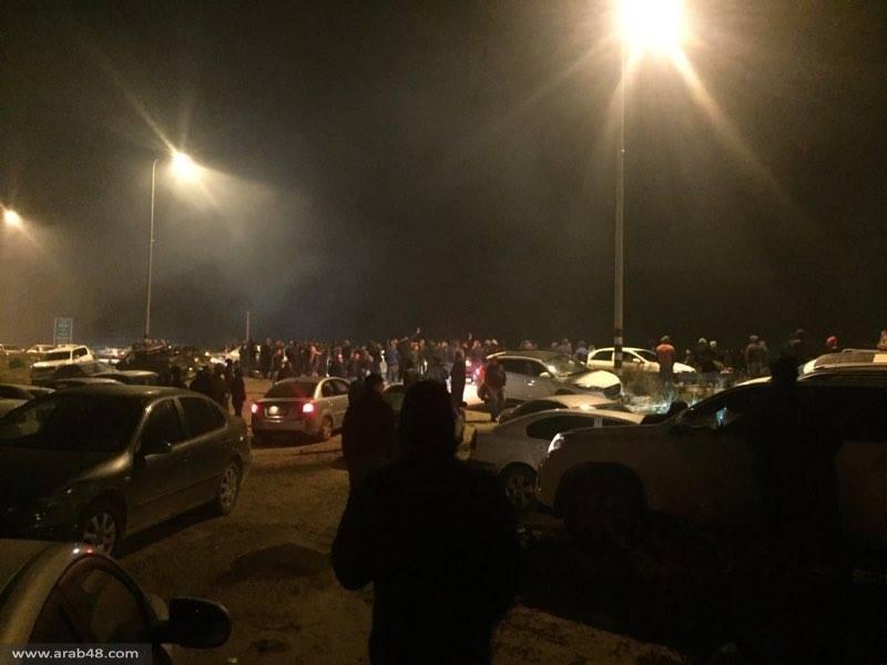 آلاف يفشلون دفن الشهيد أبو القيعان بشروط الشرطة