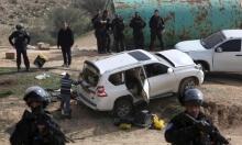 رائد أبو القيعان يروي تفاصيل جرائم الشرطة بأم الحيران