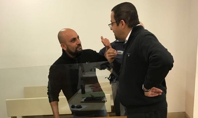 إلغاء القيود التي فرضت على أشرف أبو علي من قلنسوة