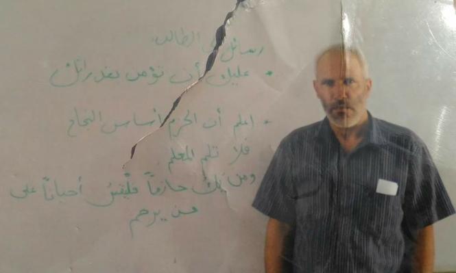 الشهيد أبو القيعان أصيب برصاصتين بالصدر والركبة اليمنى