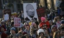احتجاجات نسائية بعدد من عواصم العالم ضد ترامب