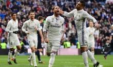 راموس يعيد ريال مدريد لسكة الانتصارات
