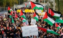 البرغوثي: الاحتجاجات بأراضي الـ48 هي نضال باسل ضد العنصرية