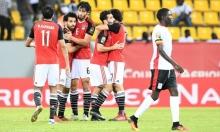 كأس أمم أفريقيا: مصر تفوز على أوغندا