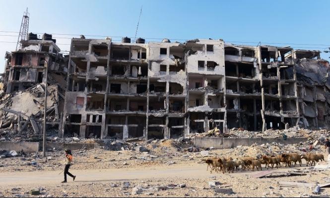 الاحتلال يسمح بتوريد الإسمنت لمتضرري حرب غزة