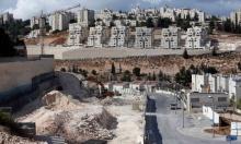 مطالبات بتدخل دولي لوقف الاستيطان الإسرائيلي