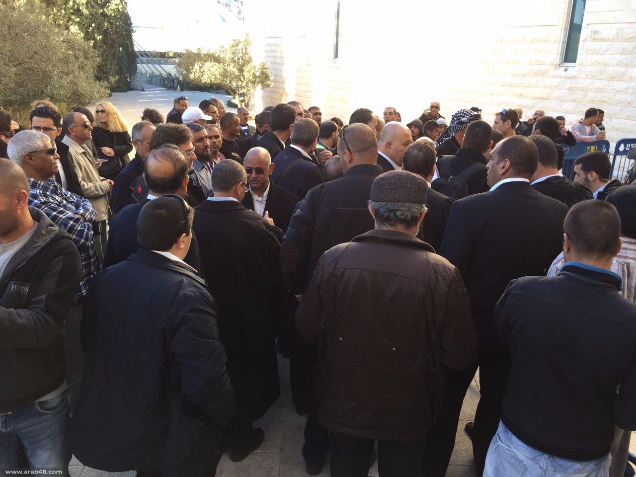 العليا تقرر تحرير جثمان الشهيد أبو القيعان ليشيع ظهر الثلاثاء