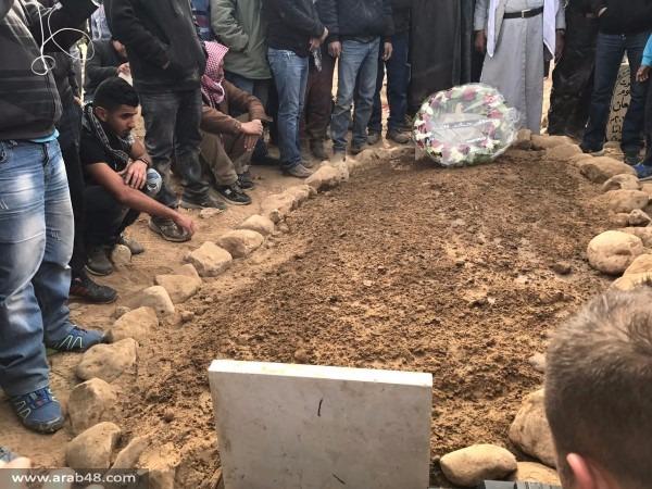 جماهير غفيرة تشيع جثمان الشهيد يعقوب أبو القيعان