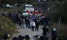 10 آلاف متظاهر ينددون بجرائم الهدم والتهجير