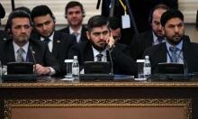 علوش بأستانة: الشعب أبقـى من النظام ورئيسه