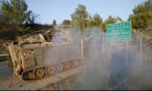 الاحتلال يقصف بغزة وإطلاق نار على الحدود مع لبنان