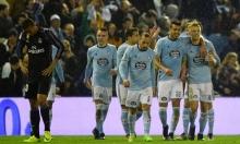 سلتا فيغو يقصي ريال مدريد من ربع نهائي الكأس