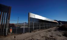 المكسيك تدين بناء جدار ترامب وتجدد رفضها تمويله