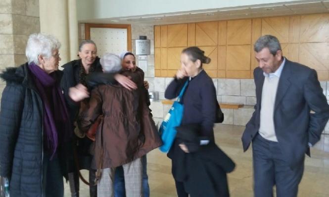 دارين طاطور تنتظر قرار المحكمة بعد الإدلاء بشهادتها