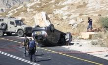 منطقة رام الله: إطلاق نار باتجاه سيارة والاحتلال يبحث عن المنفذين