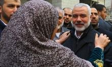 هنية يعود لغزة: لقاءات مثمرة مع المسؤولين المصريين