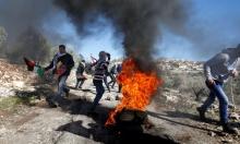 إصابات جراء قمع الاحتلال لمسيرة بلعين