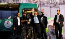 """حماس تعتبر اللقاءات مع المسؤولين المصريين """"مثمرة"""""""