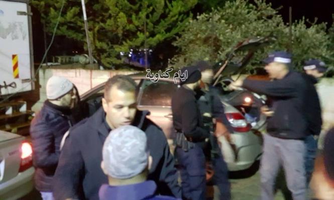 كفركنا: شبان يلقون القبض على شاب وفتاة عقب سطو مسلح