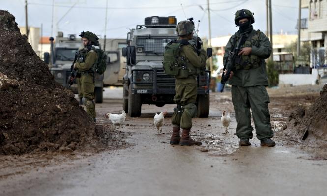إصابة 3 شبان برصاص الاحتلال في مخيم جنين