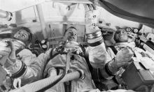 """""""ناسا"""" تعرض """"أبولو 1"""" بعد نصف قرن على احتراقها"""