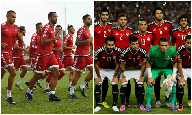 """كأس أمم أفريقيا: """"الفراعنة"""" مطالبون بكسر """"العقدة"""" المغربية"""