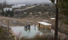"""الفلسطينيون يعترضون على """"تسوية"""" مستوطنة """"عمونا"""""""