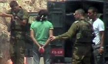 ترقية ضابط وجندي أطلقا النار على فلسطيني مقيد