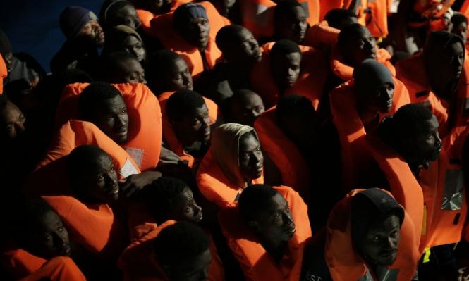 تعذيب وإعدام في مخيمات المهاجرين في ليبيا