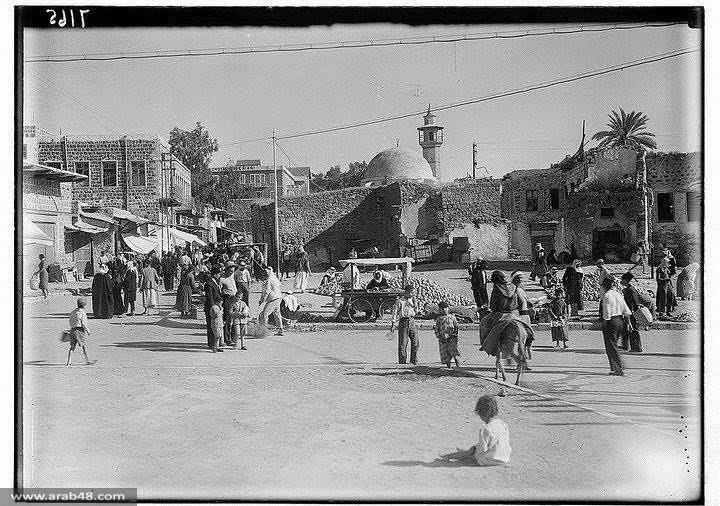 حين تآمر الإنجليز على الفلسطينيين في طبرية
