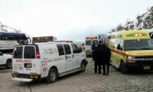 مصرع شخص تعرض للدهس بجبل الشيخ