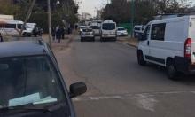 اللد: اتهام شاب بإطلاق النار على حافلة