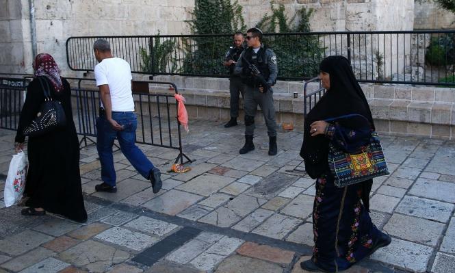 الفلسطينيون خارج منظار الأمن القومي الإسرائيلي
