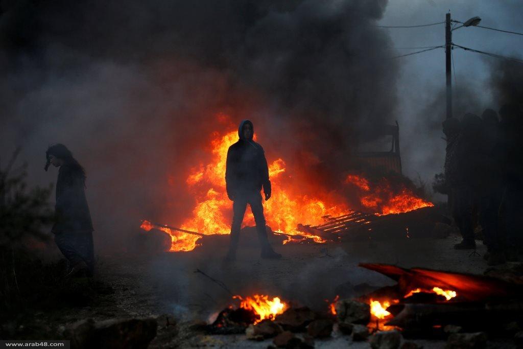 """مطالبة مستوطني """"عمونا"""" بإخلاء طوعي دون مواجهات"""