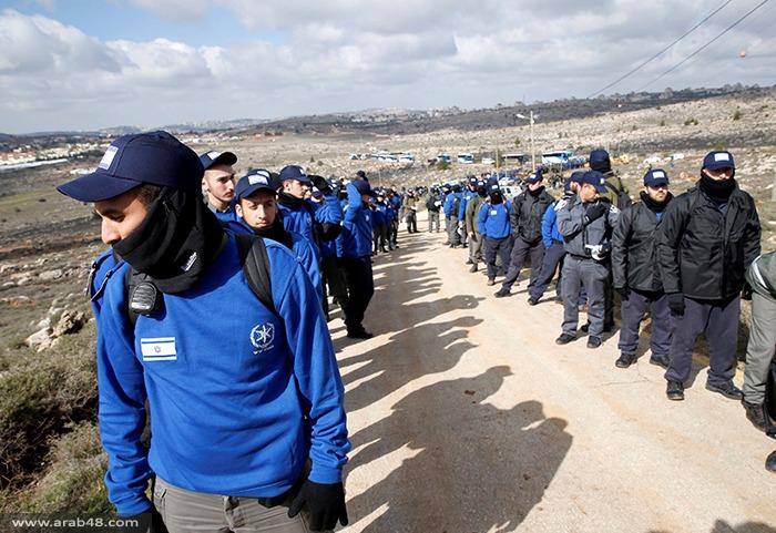 """إصابات واعتقالات مع دخول الشرطة بيوت """"عمونا"""""""