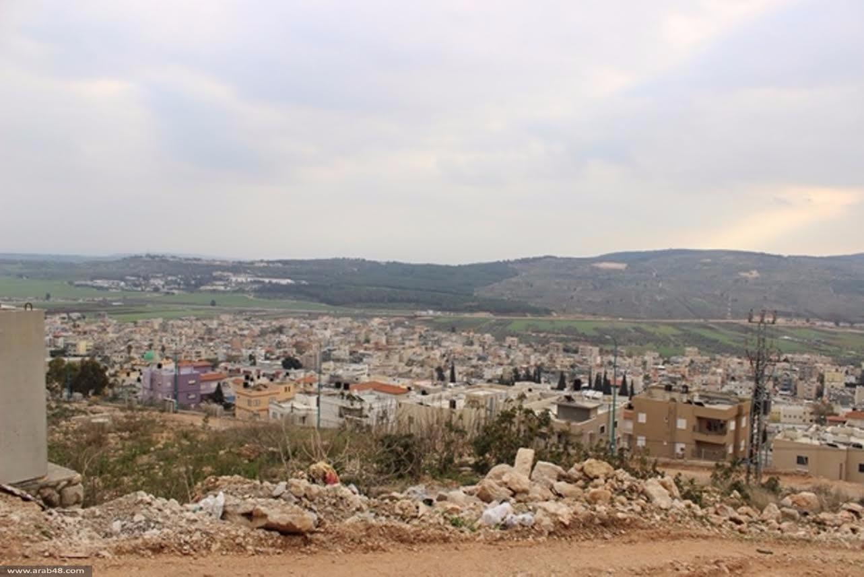 هل أبرمت صفقة بشأن أرض جبل طرعان؟
