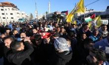 الآلاف يشيعون جثمان الفتى الشهيد محمد زيدان