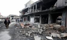 منشورات تحذر سكان غربي الموصل من هجوم مرتقب