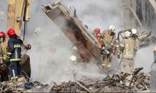 الصين: ضحايا تحت أنقاض 3 مبان انهارت