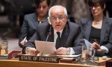 المجموعة العربية تطالب مجلس الأمن بوقف التوسع الاستيطاني