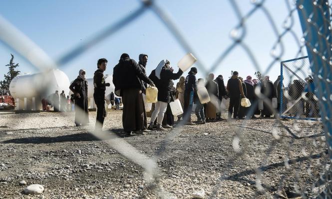 """""""رايتس ووتش"""" تتهم ميليشيات الحشد باحتجاز نازحين من الموصل"""