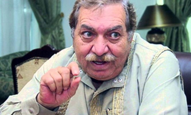 وفاة الممثل الأردني حابس العبادي عن 72 عاما