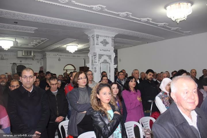 """جديدة المكر: اجتماع شعبي حاشد بمبادرة """"طنطور إلنا"""""""