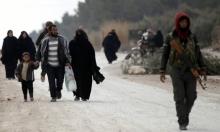 سورية: مناطق المعارضة تؤوي النازحين من معارك الباب